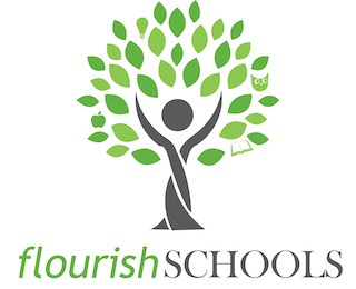 flourish yoga at school