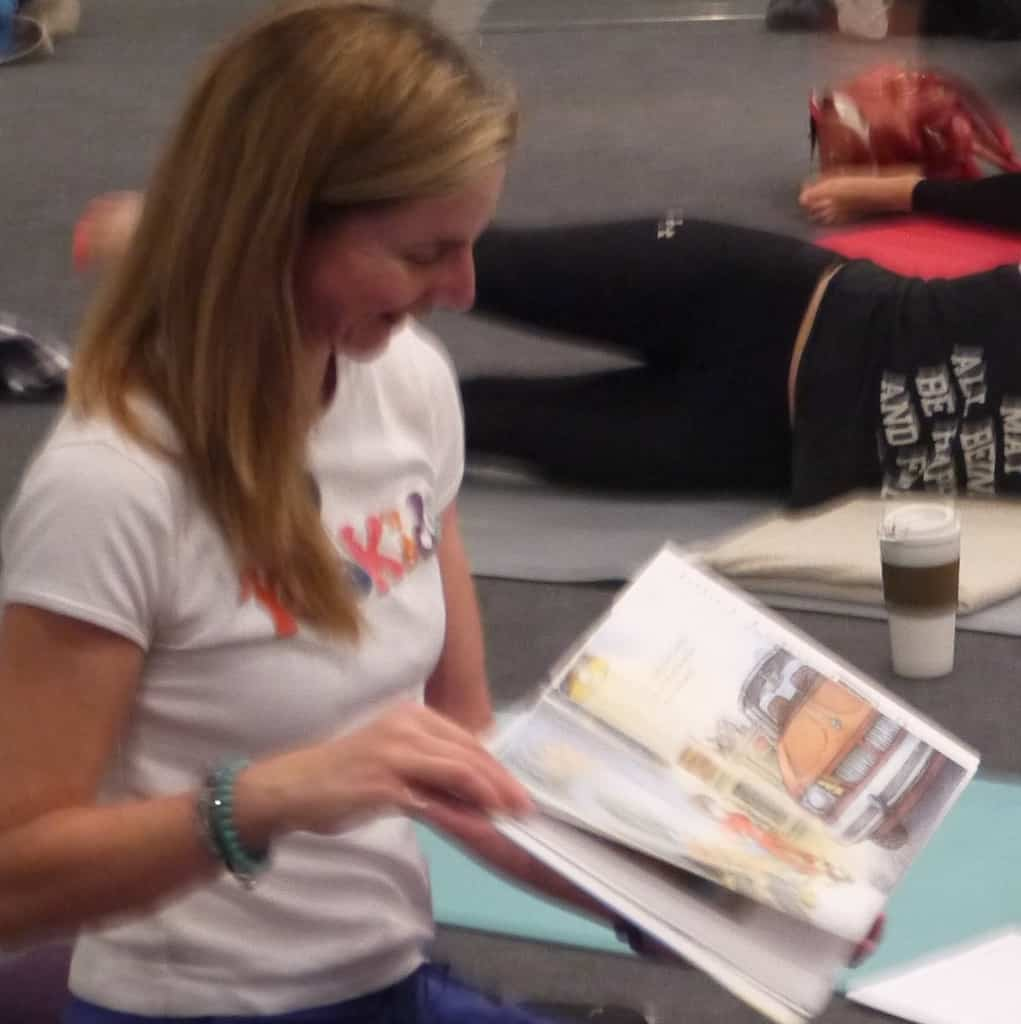 Reading and Yoga in the Classroom