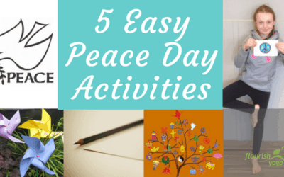 5 Easy Peace Day Activities for your Classroom