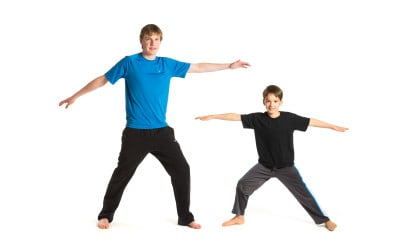 Kids Yoga is so much more than Surfer Pose