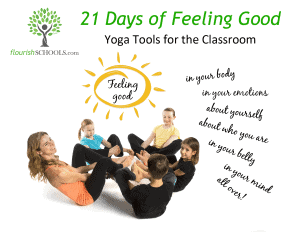 21 days of feeling great