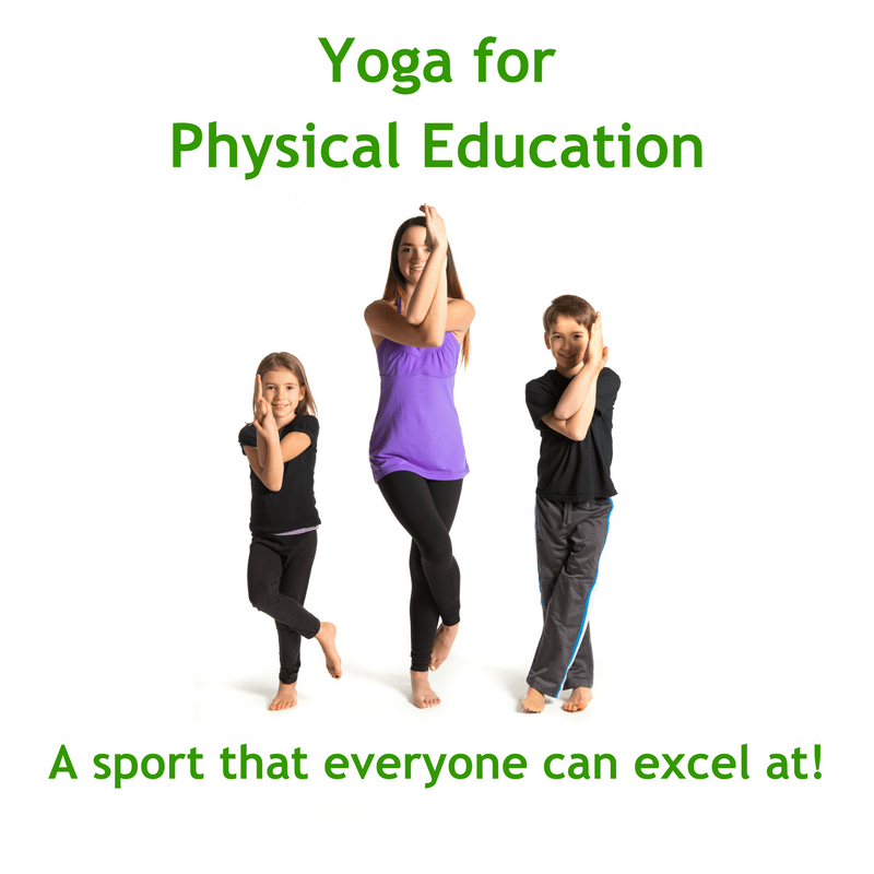 Yoga Tools for Physical Education